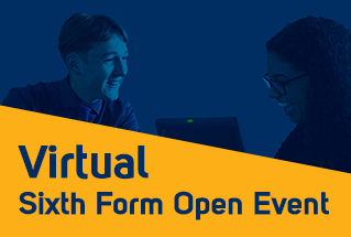 Virtual Sixth Form Open Event