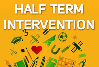 Half Term Intervention