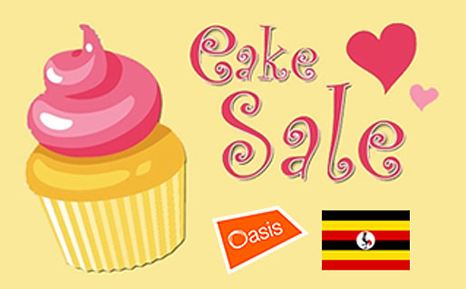 Valentine's Day Cake Sale